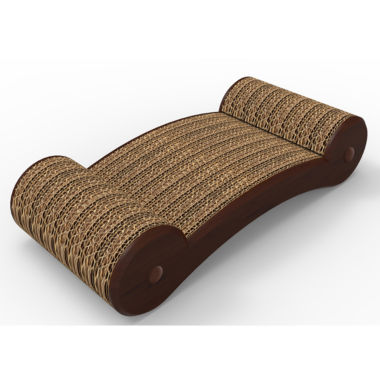 jcpenney.com | Zoovilla™ Cat Scratcher Bed