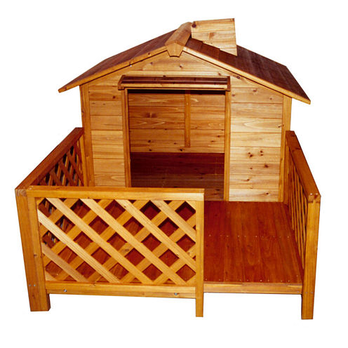 Zoovilla™ The Mansion Doghouse