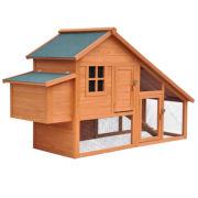 Zoovilla™ Habitat Chicken Coop