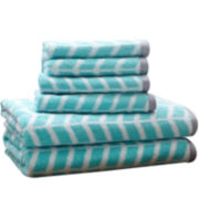 Intelligent Design Laila 6-pc. Towel Set