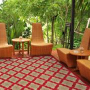 Feizy Rugs® Diamond Indoor/Outdoor Rectangular Rug