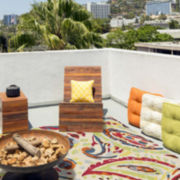 Feizy Rugs® Lonni Paisley Indoor/Outdoor Rectangular Rug