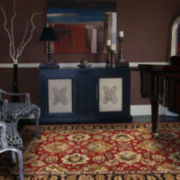 Feizy Rugs® Kashgar Wool Rectangular Rug