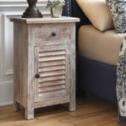 Signature Design by Ashley® Charlowe Door Nightstand