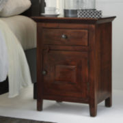 Signature Design by Ashley® Charlowe 1-Drawer Nightstand