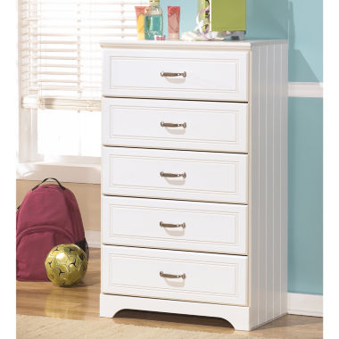 jcpenney.com | Signature Design by Ashley® Lulu 5-Drawer Chest