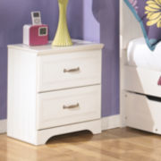Signature Design by Ashley® Lulu 2-Drawer Nightstand
