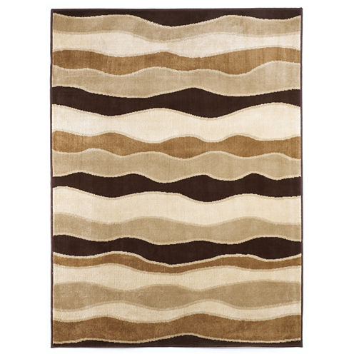 Signature Design By Ashley® Frequency 5x7 Rug