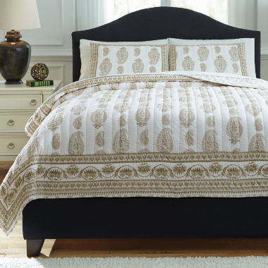 jcpenney.com | Signature Design by Ashley® Almeda 3-pc. CoverletSet