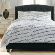 Signature Design by Ashley® Amantipoint 3-pc. Duvet Cover Set