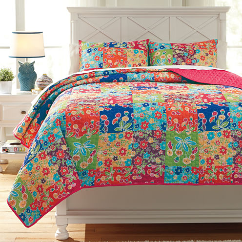Signature Design by Ashley® Belle Chase Quilt Set