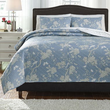 jcpenney.com | Signature Design by Ashley® Damita 3-pc. Quilt Set