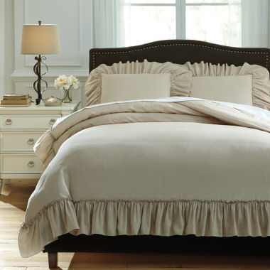 jcpenney.com | Signature Design By Ashley® Clarksdale 3-pc. Duvet Cover Set