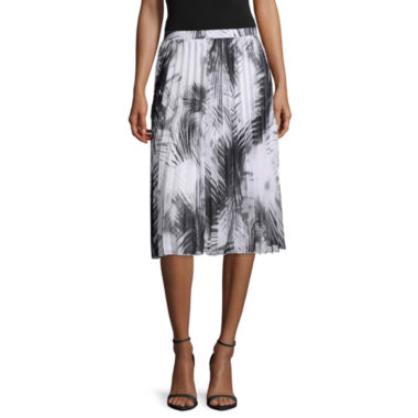 jcpenney.com | Worthington® Pleated Soft Midi Skirt