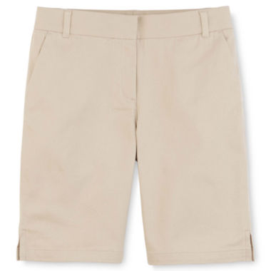 jcpenney.com | IZOD® Bermuda Shorts - Girls 4-14, Girls Slim & Girls Plus