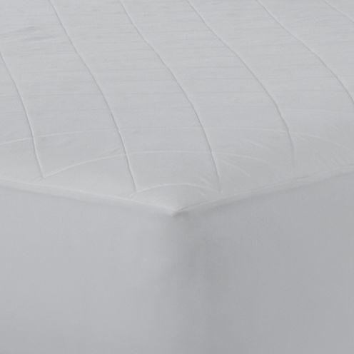 Wellrest™ Quilted Memory Foam Mattress Pad