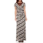 Scarlett Sparkle Lace Blouson Gown