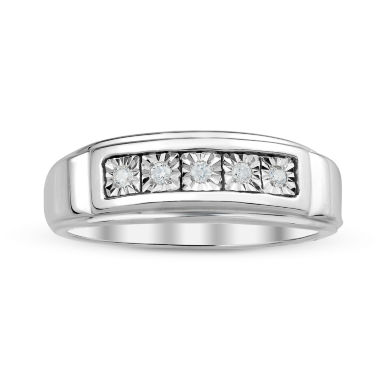 jcpenney.com | Mens Diamond Accent Sterling Silver Ring
