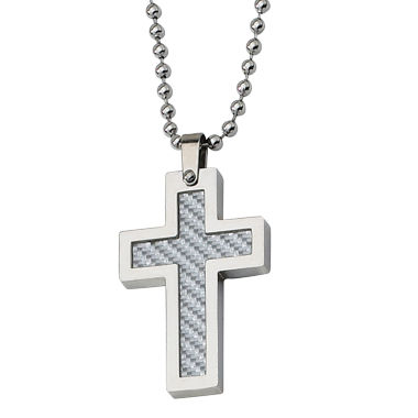 jcpenney.com | Mens Stainless Steel Pendant