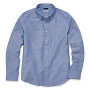 Arizona Long-Sleeve Oxford Shirt - Boys 8-20