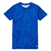 Xersion™ Short-Sleeve Compression Tee - Boys 8-20