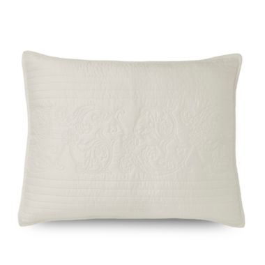 jcpenney.com | Downton Abbey Coverlet Euro Sham