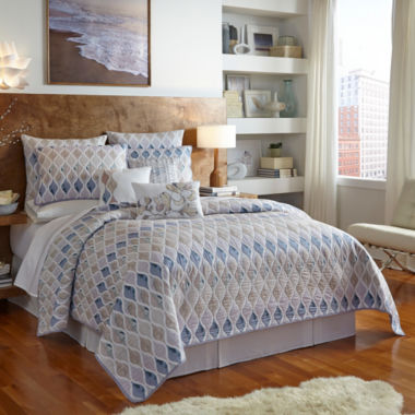 jcpenney.com | Shell Rummel Hour Glass Quilt & Accessories