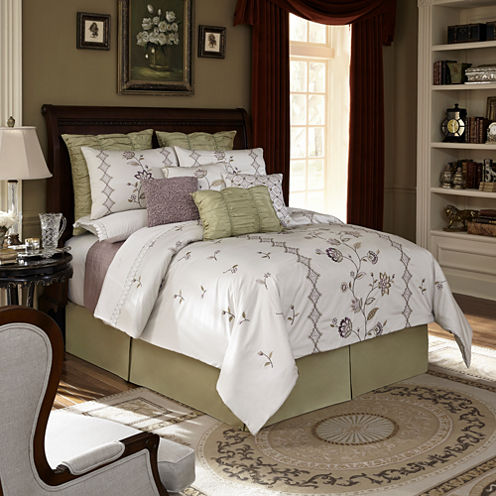 Crawley 4-pc. Comforter Set