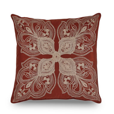 jcpenney.com | Downton Abbey Grantham Embroidered Decorative Pillow