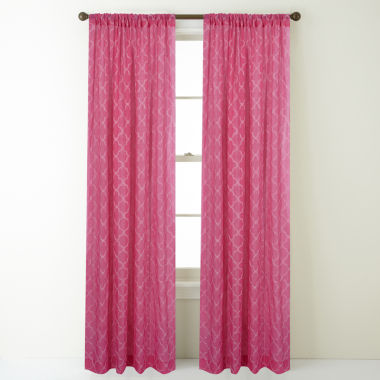 jcpenney.com | Jess Rod-Pocket Curtain Panel