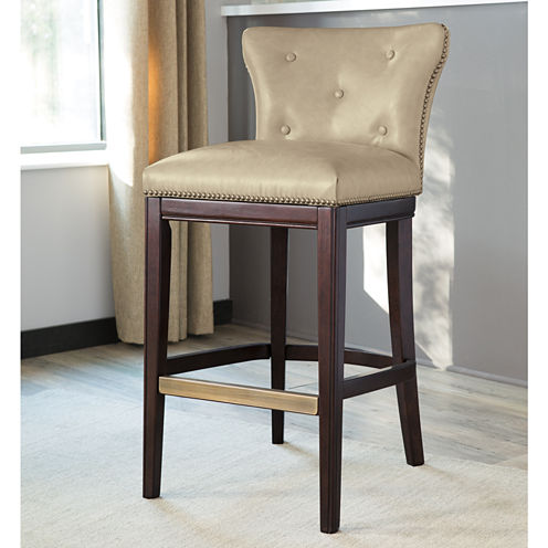 Signature Design by Ashley Upholstered Bar Stool - Signature Design By Ashley Upholstered Bar Stool - JCPenney