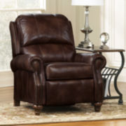Signature Design by Ashley® Ranger Low-Leg Recliner