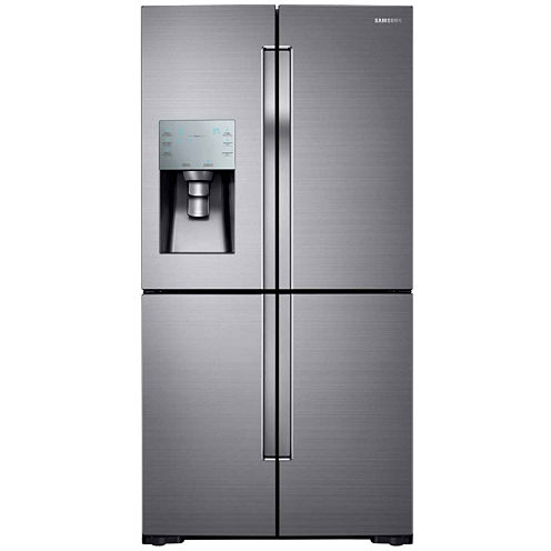 "Samsung 72"" High 28.1 cu. ft. 4-Door Flex French Door Refrigerator"
