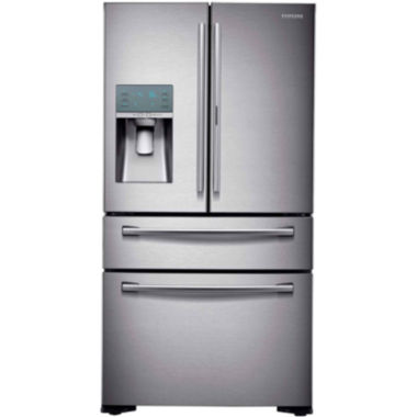 jcpenney.com | Samsung ENERGY STAR® 22.4 cu. ft. Counter Depth 4-Door Food Showcase French Door Refrigerator