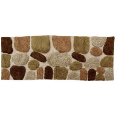 jcpenney.com | Chesapeake Merchandising Pebbles Bath Runner Rug