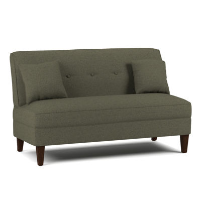 Ester Button Tufted Loveseat