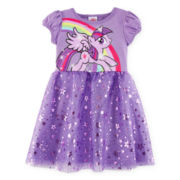 My Little Pony Tutu Shimmer Dress - Toddler Girls 2t-4t