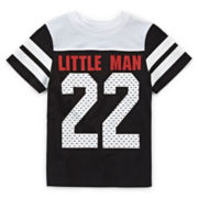 Okie Dokie® Football Tee - Toddler Boys 2t-5t