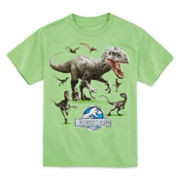 Jurassic Park Graphic Tee - Boys 8-20
