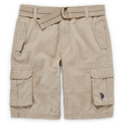 U.S. Polo Assn.® Cargo Shorts - Boys 8-18