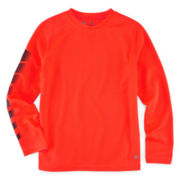 Xersion™ Long-Sleeve Athletic Tee - Boys 8-20 and Husky