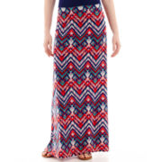Lily Star Maxi Skirt