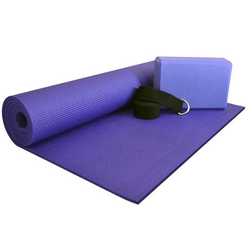 Dragonfly™ Studio 3-pc. Yoga Kit Set