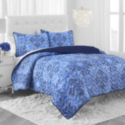 Amy Sia Arcadia Medallion Quilt Set
