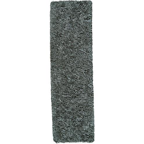 Feizy Rugs® Barrett Shag Runner Rug