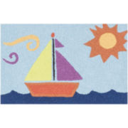 Loloi Sailboat Rectangular Rug