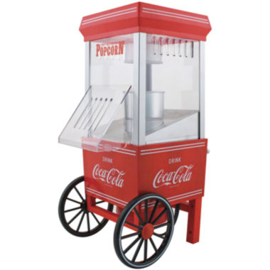 jcpenney.com | Nostalgia Electrics™ Coca-Cola® Series Hot Air Popcorn Maker