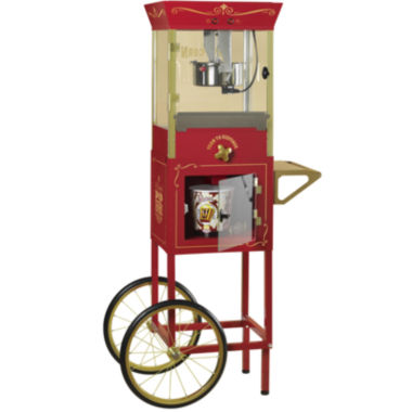 jcpenney.com | Nostalgia Electrics™ Vintage Collection™ Old-Fashioned Popcorn-Dispensing Cart