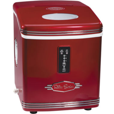 jcpenney.com | Nostalgia Electrics™ Retro Series™ 50s-Style Automatic Ice Maker