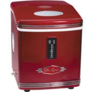 Nostalgia Electrics™ Retro Series™ 50s-Style Automatic Ice Maker